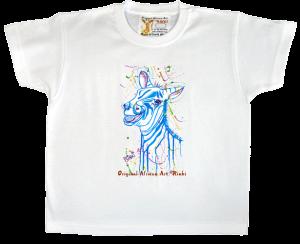 T-Shirt-Child-ZebraB