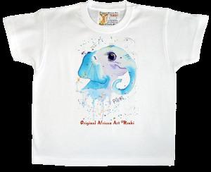 T-Shirt-Child-Ellie-Blue