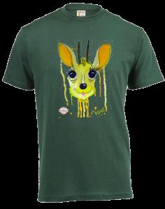 T Shirt Green Adult